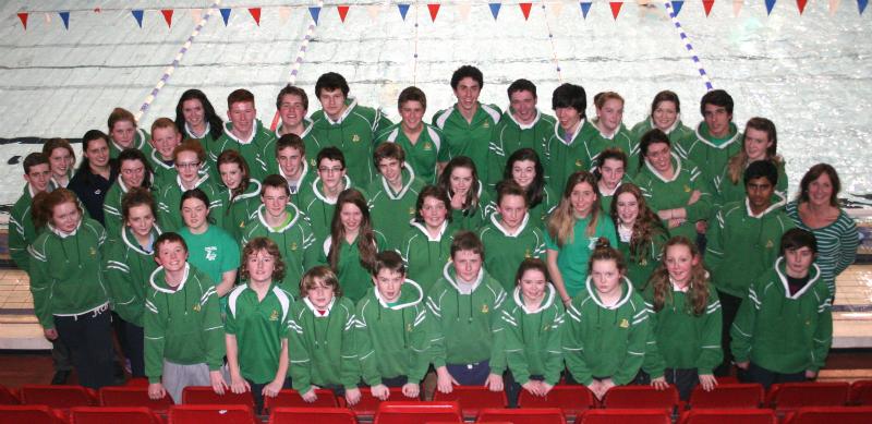 Galas 2012 2013 Season Limerick Swimming Club