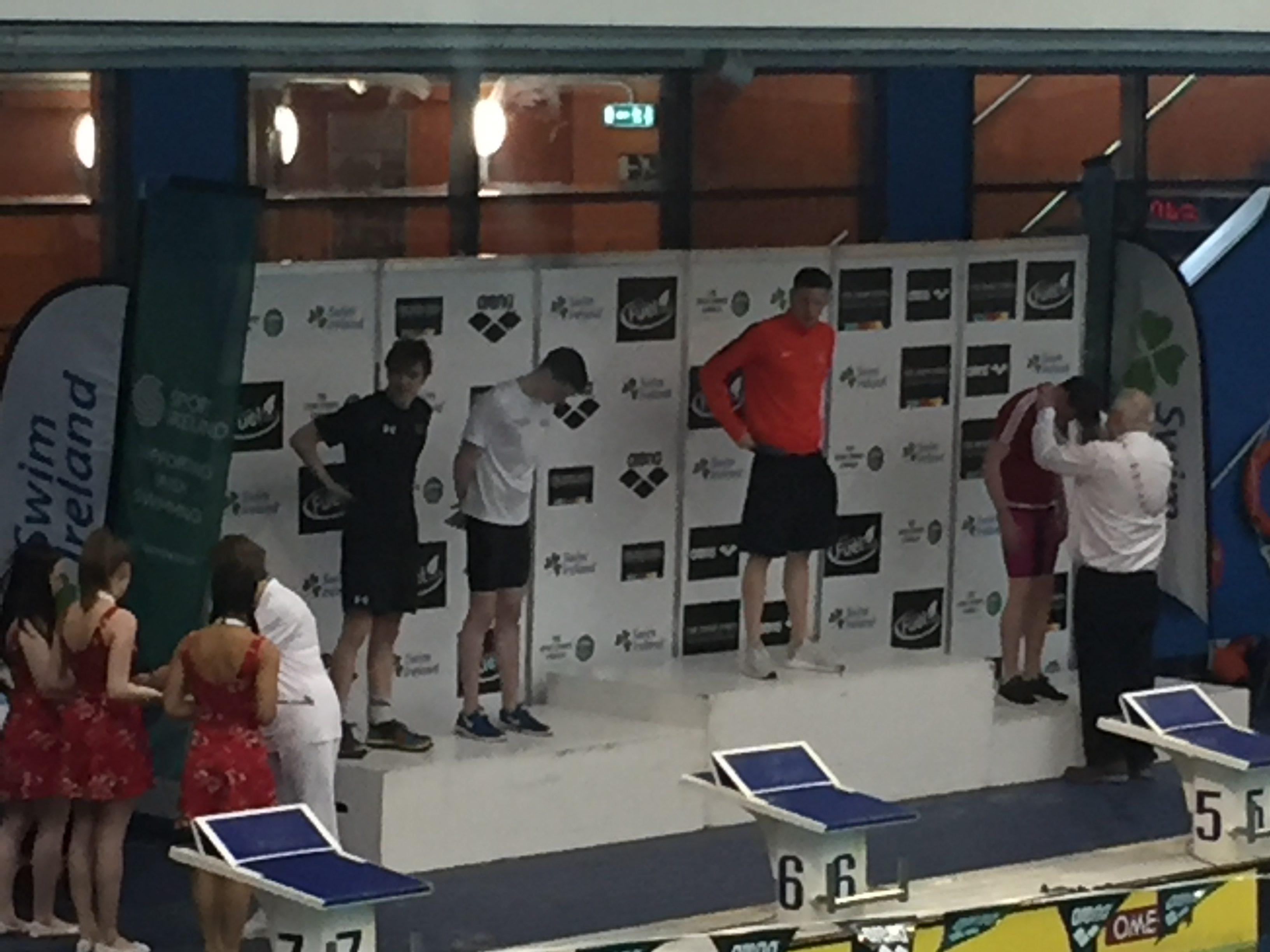 Irish Open 2017 Limerick Swimming Club